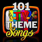 101 TV Themes Songs by TV Players
