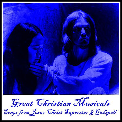 Christian Showtunes: Selections from Jesus Christ Superstar and Godspell by The London Theater Orchestra