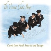 Merry Christmas Carols From North America And Europe by Vienna Boys Choir