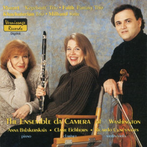 'Kegelstatt' Trio & Faith Fantasy Trio... by Various Artists