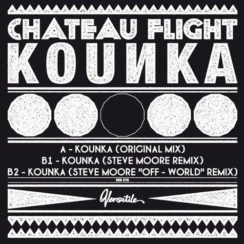Kounka EP by Chateau Flight