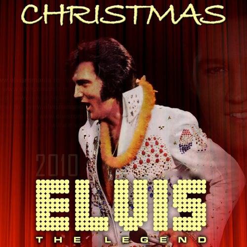 Christmas Elvis: The Legend by Elvis Presley