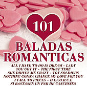 101 Baladas Románticas by Various Artists