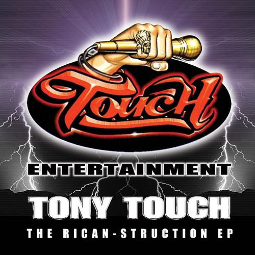The Rican-Struction EP by Tony Touch