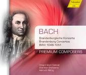 Bach: Brandenburgische Konzerte (Brandenburg Concertos) BWV 1046-1051 by Oregon Bach Festival Chamber Orchestra