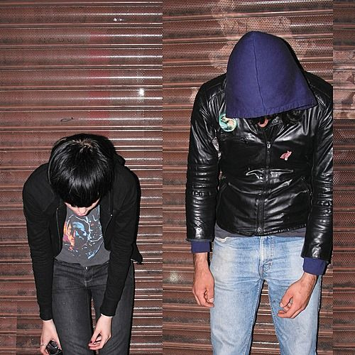 Crystal Castles by Crystal Castles