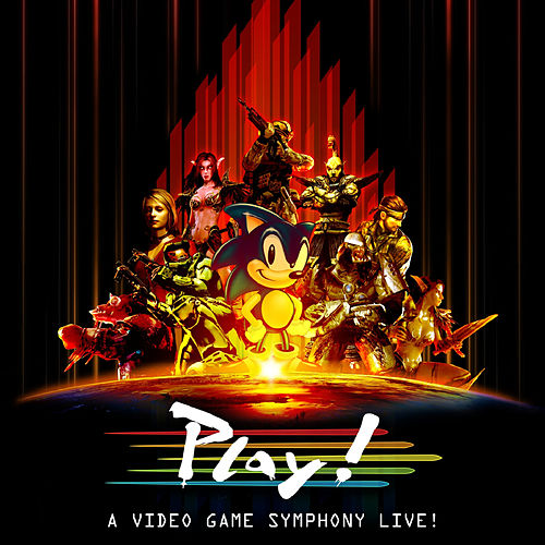 A Video Game Symphony: PLAY! by Czech Philharmonic Chamber Orchestra and Kuehn's Mixed Choir