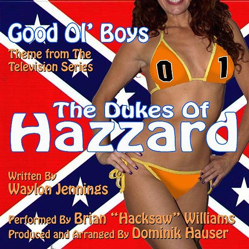 The Dukes of Hazzard: Good Ol' Boys - Theme from the TV Series (Waylon Jennings) [feat. Brian 'Hacksaw' Williams] by Dominik Hauser