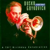 Portrait by Dusko Goykovich