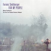Snétberger,tarrega, Stockhausen: For My People by Various Artists