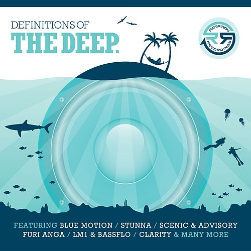 Definitions Of The Deep - EP by Various Artists