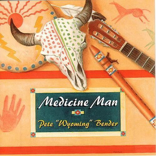 Medicine Man by Pete