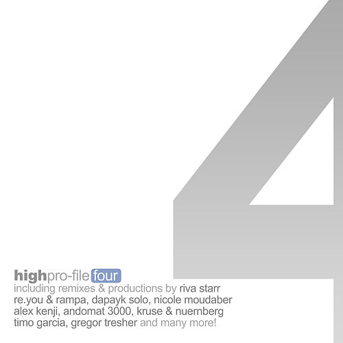 High Pro-File - Four by Various Artists