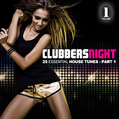 Clubbers Night, Vol. 1 (Part 1) by Various Artists