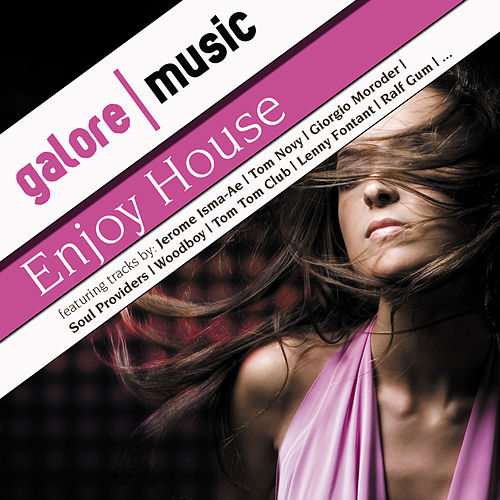 Enjoy House ! Vol. 1 by Various Artists
