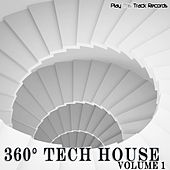 360 degree Tech House by Various Artists