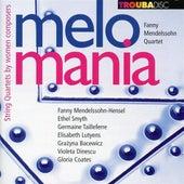 melomania – String Quartets by women composers by Fanny Mendelssohn Quartet