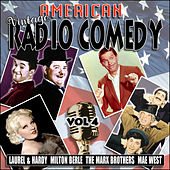 American Vintage Radio Comedy, Vol. 4 by Various Artists