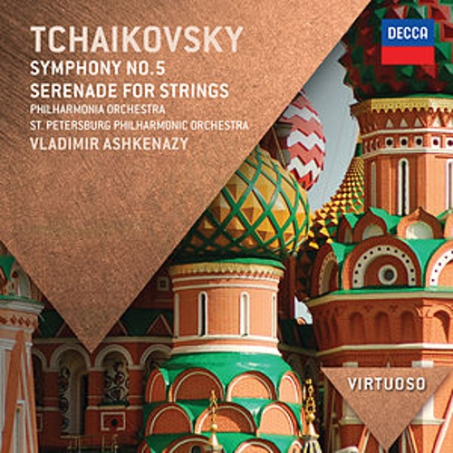 Tchaikovsky: Symphony No.5; Serenade for Strings by Various Artists