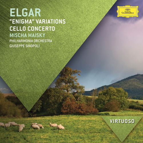 Elgar:'Enigma' Variations; Cello Concerto by Various Artists
