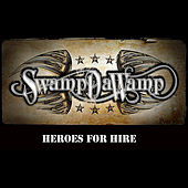 Heroes for Hire by Swampdawamp