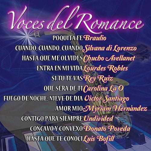 Voces del Romance by Various Artists