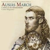 Fantasiant (Música i Poesia per a Ausiàs March) by Carles Magraner