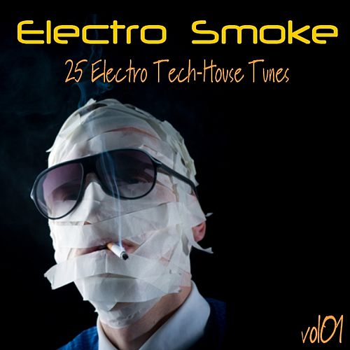 Electro Smoke Vol.1 - 25 Electro Techhouse Tunes by Various Artists