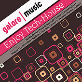Enjoy Tech-House ! Vol. 1 by Various Artists
