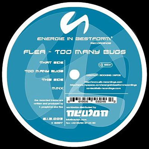 Too Many Bugs by Flea