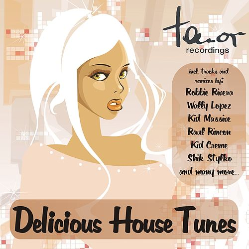 Delicious House Tunes by Various Artists