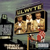 Phinally Phamous by Lil Wyte