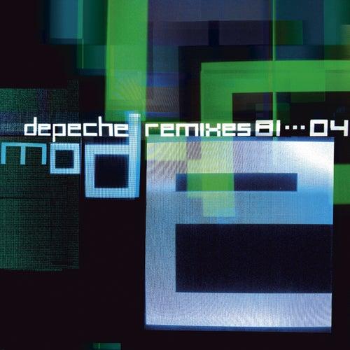 Remixes 81>04 (3CD Box Set) by Depeche Mode