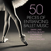 50 Pieces of Entrancing Ballet Music - Swan Lake - Sleeping Beauty - Cinderella - Pulcinella - The Nutcracker by Various Artists