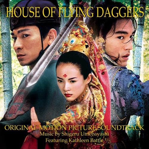 House Of Flying Daggers by Shigeru Umebayashi