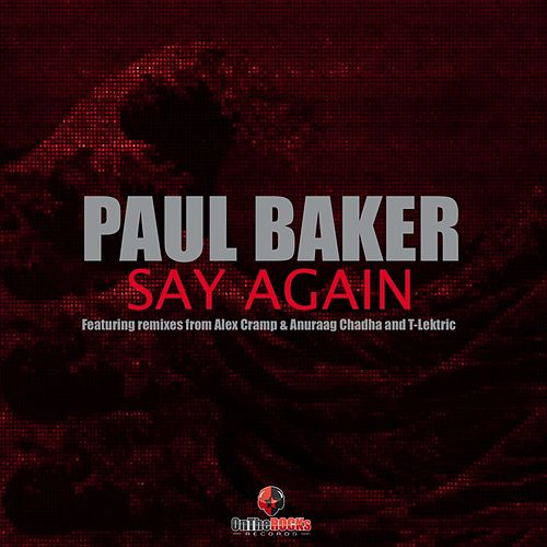 Say Again by Paul Baker