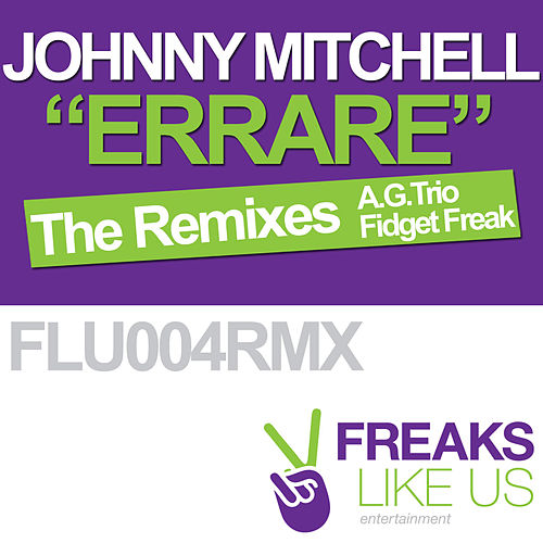 Errare (Remixes) by Johnny Mitchell