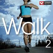 Walking PowerMix Vol. 2 (60 Min Walking Mix [118-128 BPM]) by Various Artists