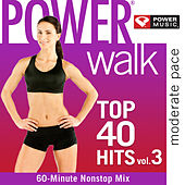 SHAPE Walk - Top 40 Hits Vol. 3 (60 Min Non-Stop Moderate Pace Workout Mix [128-132 BPM]) by Various Artists