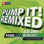 Pump It! Remixed Vol. 3 (60 Min Non-Stop Workout [135 BPM]) by Various Artists