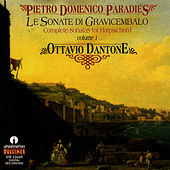 Pietro Domenico Paradies: Le sonate di gravicembalo, Vol. I by Ottavio Dantone