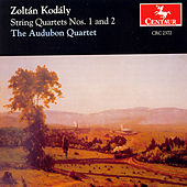 String Quartets Nos. 1 and 2 by Zoltan Kodaly