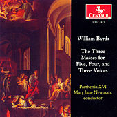 The Three Masses for Five, Four, and Three Voices by William Byrd