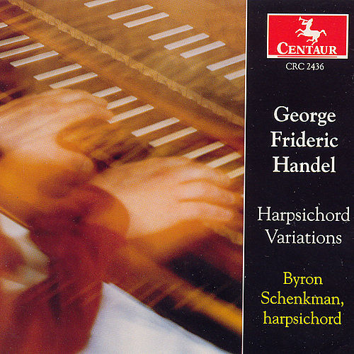 Harpisichord Variations by George Frideric Handel