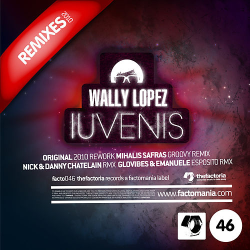 Iuvenis Remixes by Wally Lopez