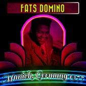 Munich Germany 1977 by Fats Domino