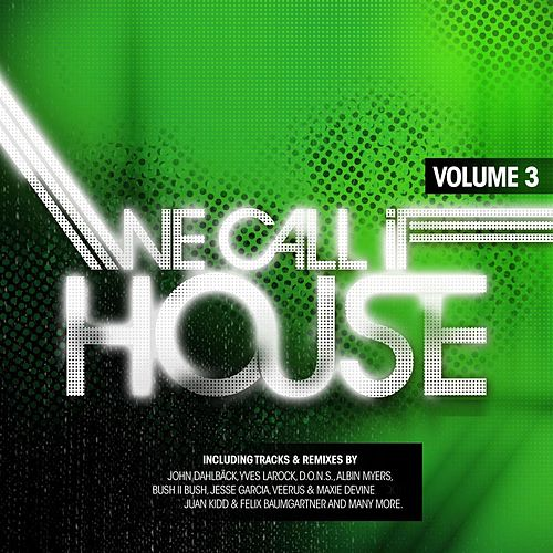 We Call It House, Vol. 3 (incl. Nonstop-DJ Mix by Jochen Pash) by Various Artists