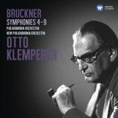 Bruckner: Symphonies 4-9 by Otto Klemperer