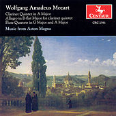 Clarinet Quintet in A Major by Wolfgang Amadeus Mozart