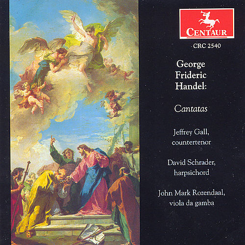 Cantatas by George Frideric Handel